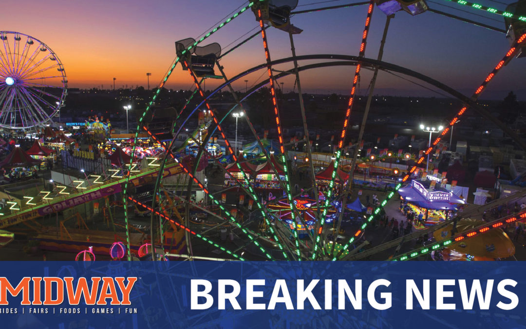 Dates announced for 2021 OC Fair